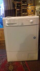 Indesit condenser tumble dryer