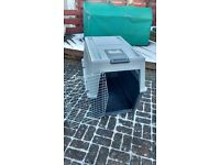 Large dog crate - excellent condition
