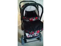 Travel system now only £50!!