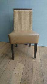 Original lloyd loom dinning chairs