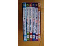 Diary of a Wimpy Kid Collection (six books) - Jeff Kinney