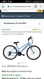 Bike bundle/ bicycle/ push bike/ ladies bike