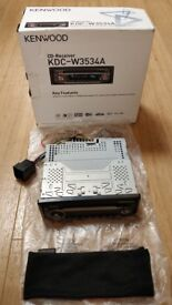 KENWOOD Radio CD KDC-W3534A