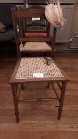 Chair caning service