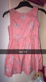 Girl clothes from next