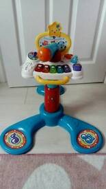 Vtech sit and sing microphone
