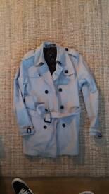 Mens River Island coat/med