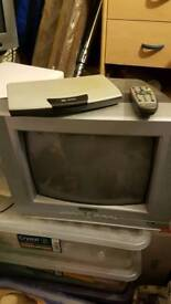 Tv with freeview box