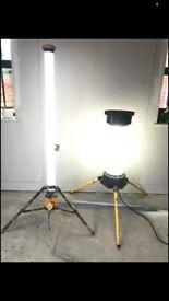 Site light 110v