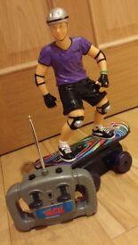 Helter Skater R/C remote control skater