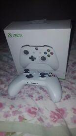 X box one controler brand new white