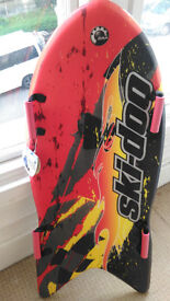 Ski-doo, Awesome Sledge Board For Snow, Brand New