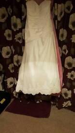 Mori Lee designer wedding dress