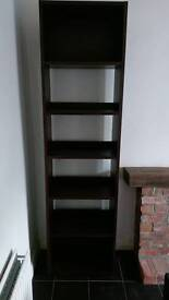 Beautiful, sturdy Habitat Kuda Book Case! Never used and in its original box!