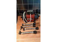 Grundfos Watermill, Twin Impeller Shower Pump