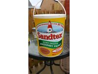 Sandtex Exterior Smooth Wall Paint (New Unopened)