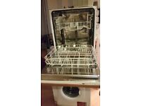 Dishwasher-Zanussi