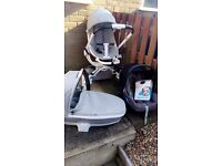 Quinny mood travel system and car seat!