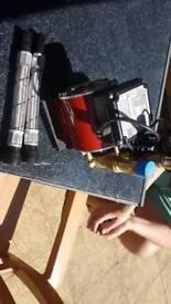 water pump. Negative return