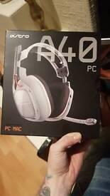 ASTRO A40 Headset / Headphones