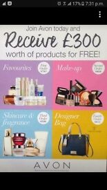 Avon reps wanted , immediate start