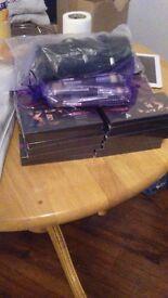 Make up brush set/ chanel bag/ bundle