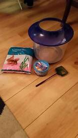 Good condition fishtank and accessories