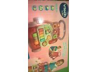 Vtech first steps baby walker NEW BOXED