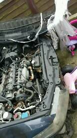 Honda accord 2004 2.2icdti saloon grey executive breaking for spares sensors doors wings spoiler
