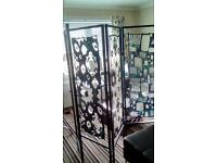 Unique Contemporary Screen / Room divider - HAND CRAFTED one-off commission.