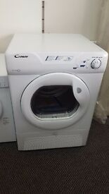 New graded candy tumble dryer 9kg condenser for sale in Coventry 12 month warranty