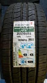 255 70 15 tyre