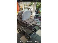 Mamas & Pappas Baby buggy set