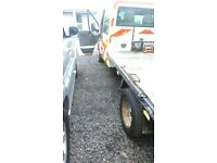 Transit twin cab recovery £2400 no time wasters! viewings welcome call 07724951868