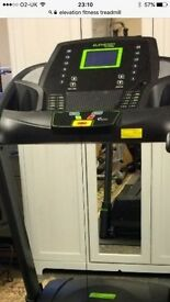 Elevation Treadmill HM1