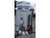 DAIKIN VRV AIR CONDITION Heat Pump Condens,48KW 3PHASE REYQ12M8W1B MULTIPLE SYSTEM X 2