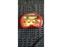 Line 6 Pocket pod amp modeller £15