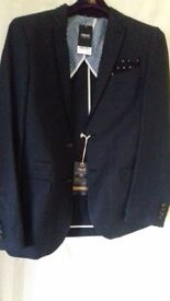 Navy Blue Blazer from Next new with tags