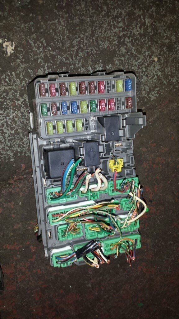 honda civic ep2 ep3 under dash fuse box all fuses and relays honda civic ep2 ep3 under dash fuse box all fuses and relays