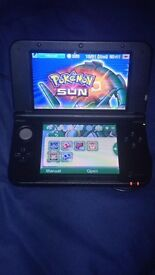 Nintendo 3DS XL Silver With 30 Games