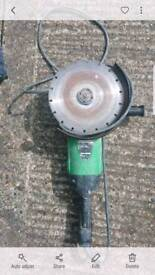 Grinders Hitachi g23ss , 230mm perfect working order.