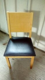 Dinning Chairs set of four