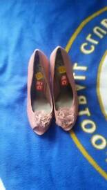 Shoes ladies and infants