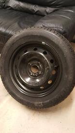 Brand new spare wheel 4 stud