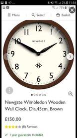 Brand new newgate clock