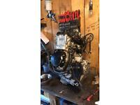 suzuki gsxr k3/k4 600 engine and loom