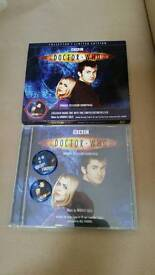 Doctor who cd new