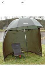 Bison brolly