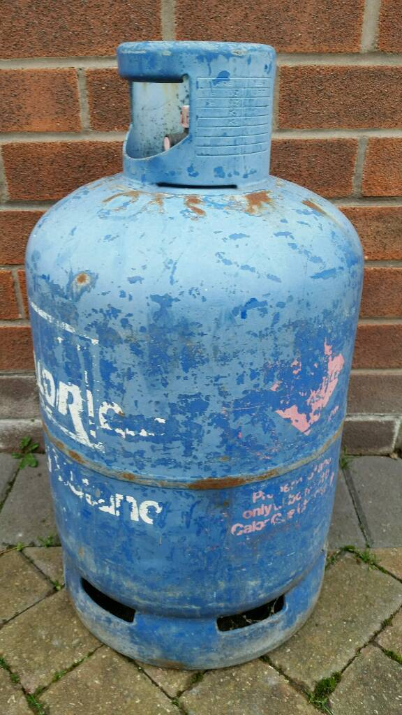 15KG CALOR GAS BOTTLE