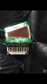 Small accordion for sale